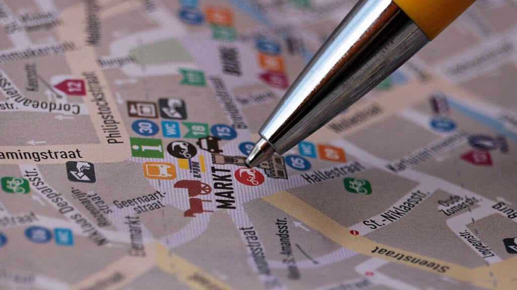 uMap, l'alternativa a Google MyMaps