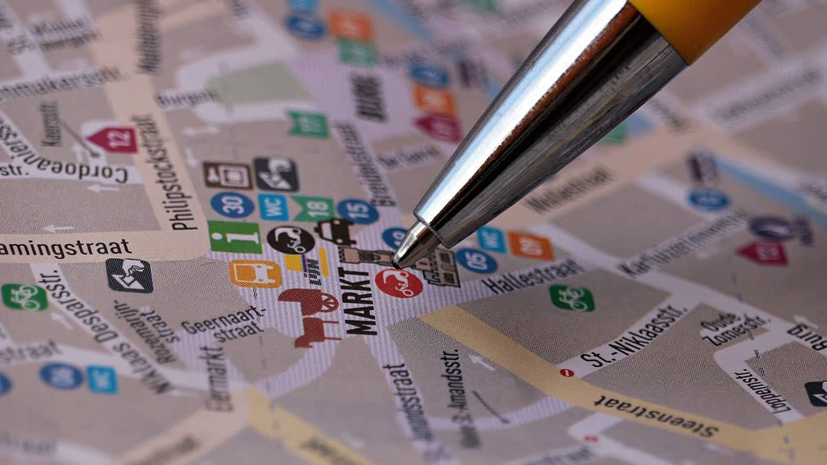 uMap, l'alternativa a Google MyMaps