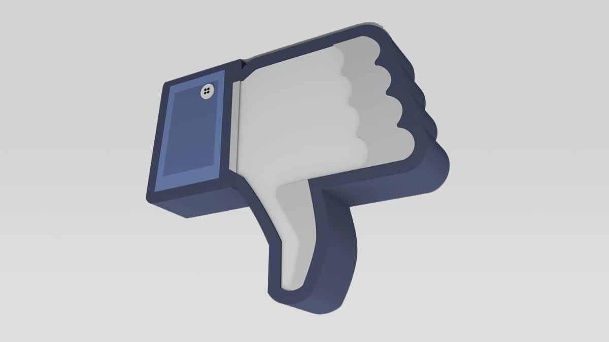 Senza Facebook si rompono un sacco di app