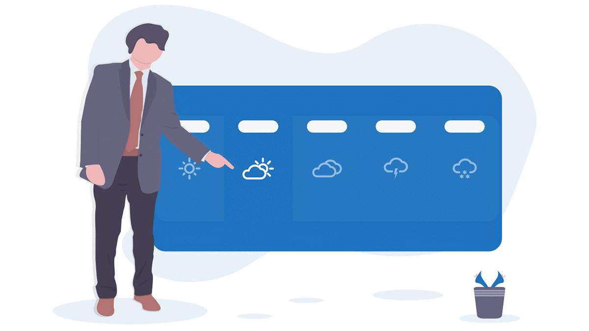 Quale app per il meteo utilizzare?