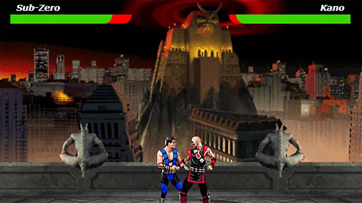 Giocare a Mortal Kombat online