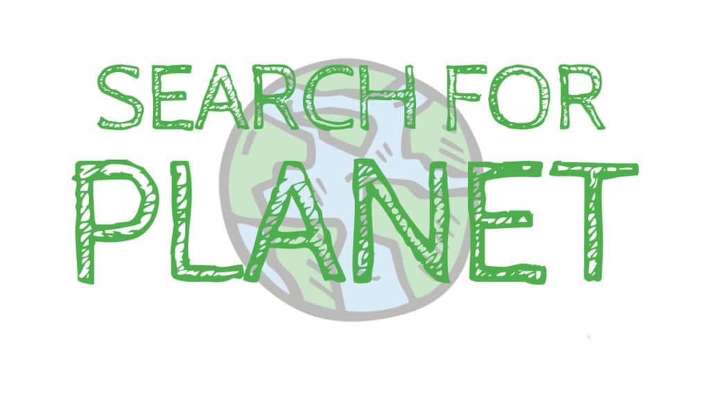 Search for Planet
