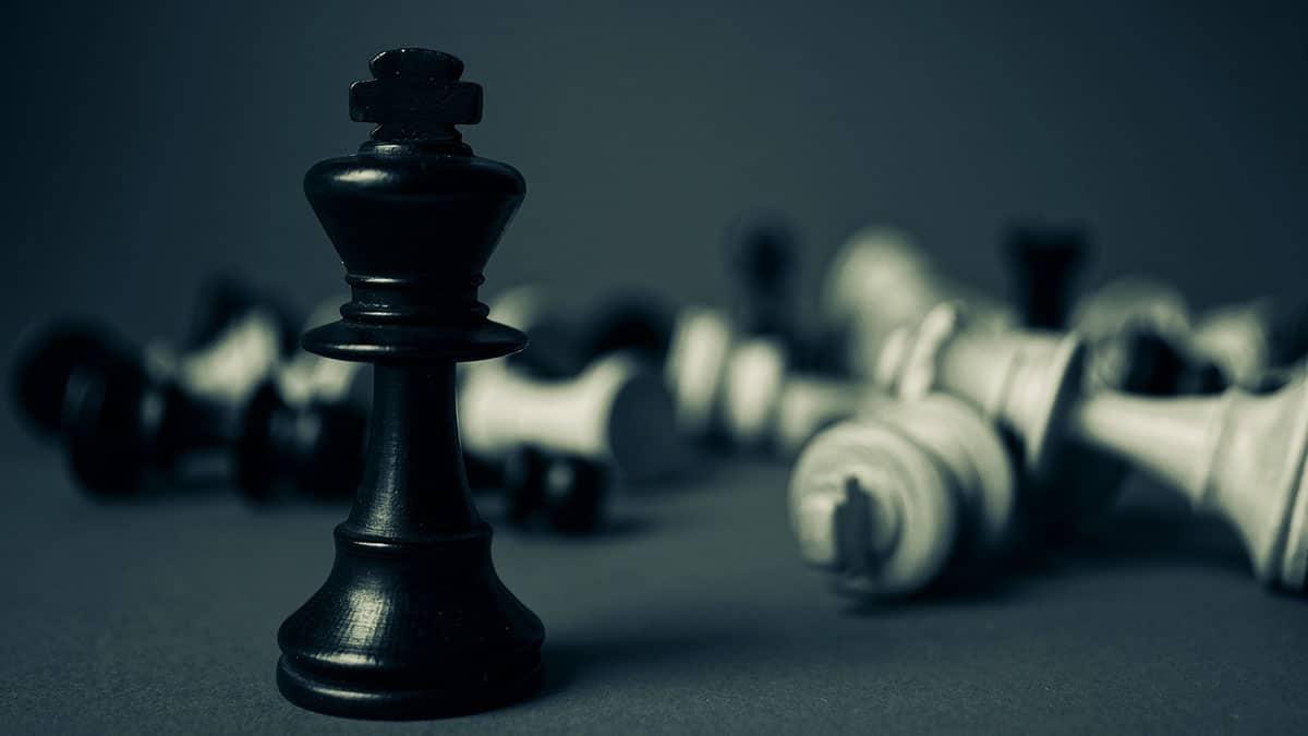 Open Chaos Chess